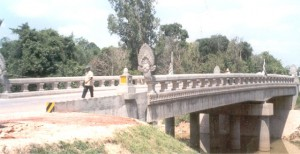 Spean Neak Bridge,Siemreap