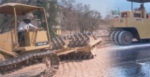 National Road Rehabilitaion Activities