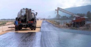 National Road Rehabilitation Activities